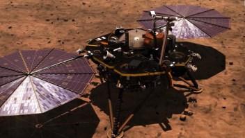 Así suena el viento en Marte