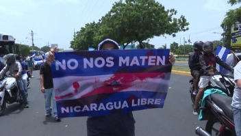 Denuncian aumento de violaciones a derechos humanos en Nicaragua