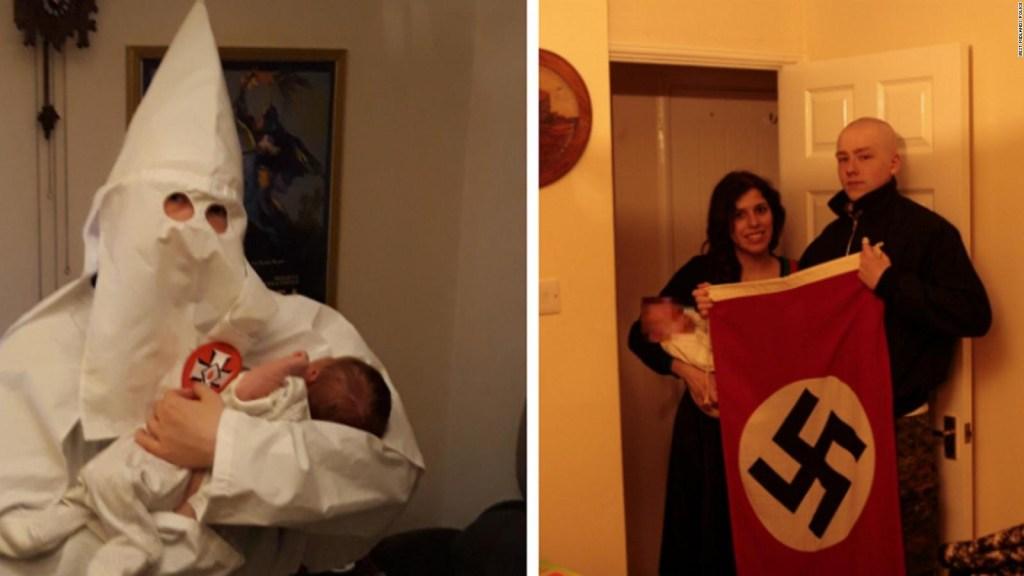 Pareja neonazi condenada a varios años de prisión en Inglaterra