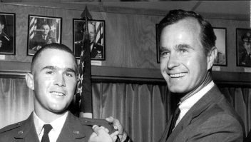 Así recordamos al expresidente George H.W. Bush