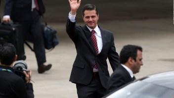 Peña Nieto le deseó suerte a AMLO