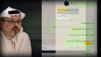 #MinutoCNN: Exclusivo CNN: Revelan mensajes privados de Khashoggi