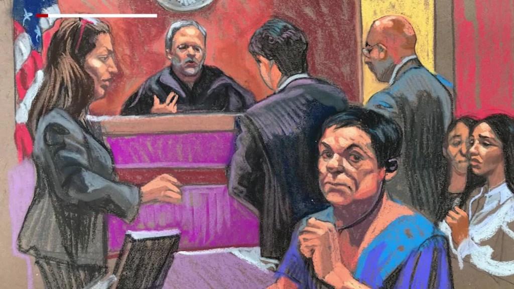 """Inicia la cuarta semana del juicio a """"El Chapo"""""""