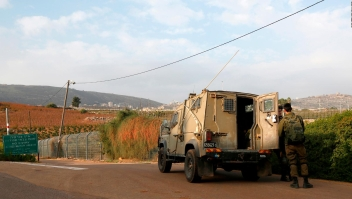 Israel destruye túneles de ataque construidos por Hezbollah