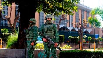 Repunta la violencia en Jalisco, México