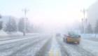 #ElDatoDeHoy: extraña niebla helada cubre una ciudad en el norte de China