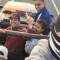 El viaje de un pastor de Texas con la caravana de migrantes