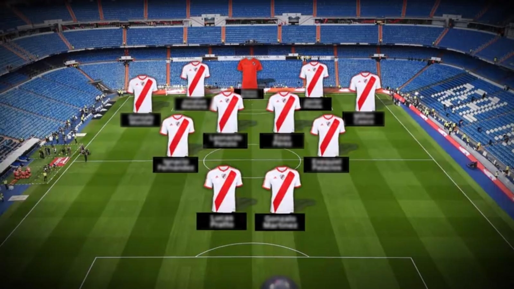¿Cómo será la formación de River Plate?
