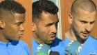 Jugadores de Boca: Es lamentable tener que jugar la final en otro país