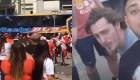 Liberan al hincha de River Plate que tiró piedras al autobús de Boca Juniors