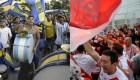 Hinchas de Boca Juniors y River Plate vuelan a Madrid para ver la final de la Libertadores