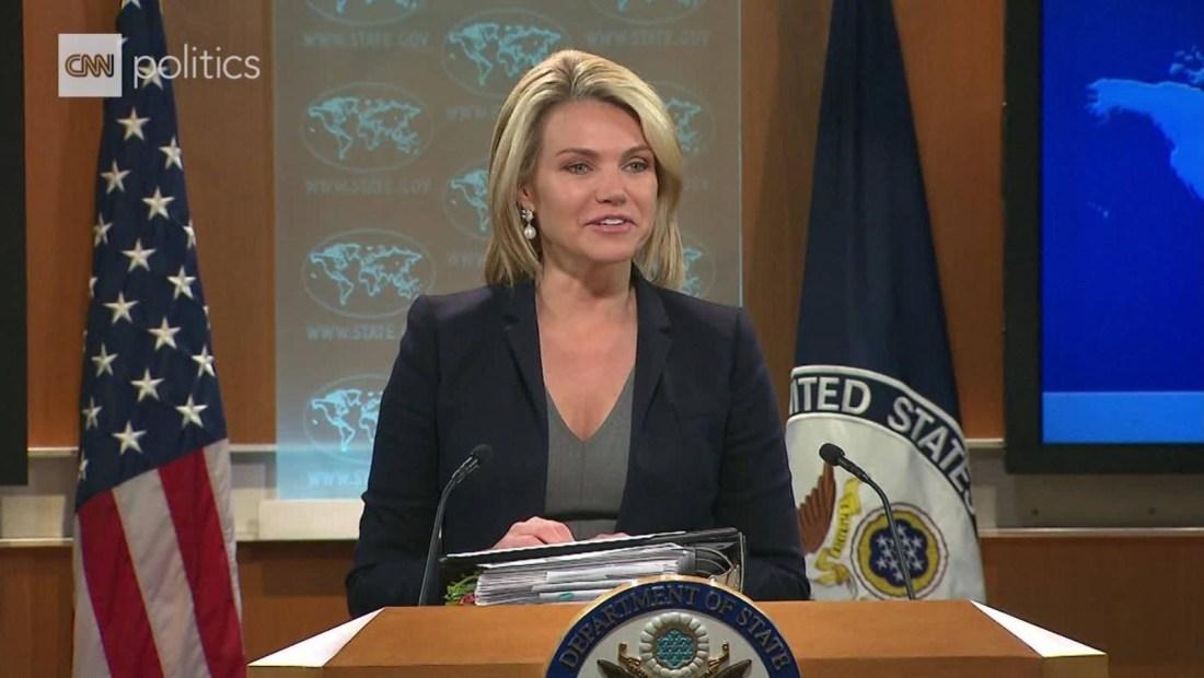 #CierreDirecto: Trump designó a Heather Nauert como embajadora ante la ONU