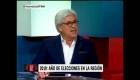 Mauricio De Vengoechea: Las elecciones en Bolivia serán las más importantes de la región