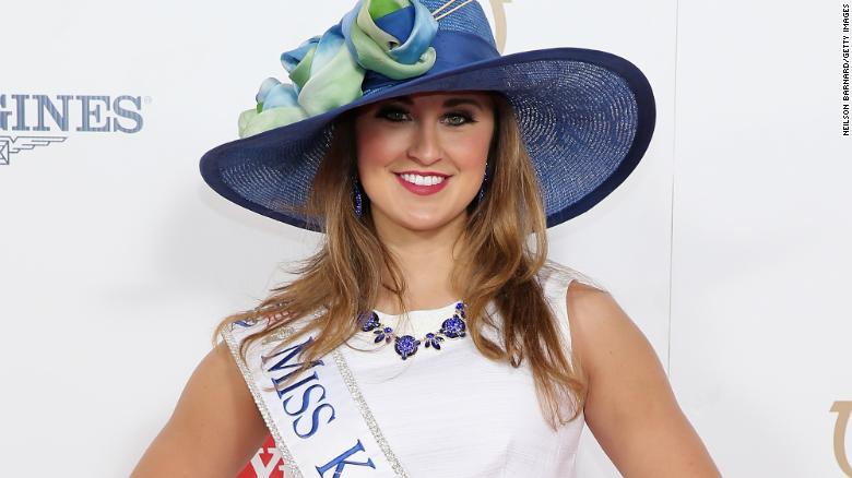 attends the 141st Kentucky Derby at Churchill Downs on May 2, 2015 in Louisville, Kentucky.
