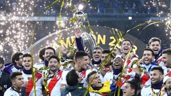 River Plate se alza con la Copa Libertadores