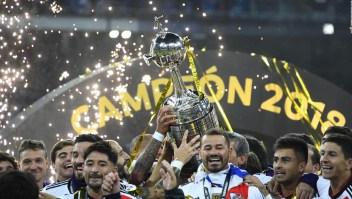Hincha de River sobre Copa Libertadores: Totalmente histórico