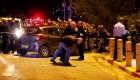 Siete heridos en tiroteo desde un automóvil en movimiento