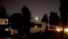 Un brillante meteoro ilumina el firmamento de México