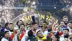 Pocas detenciones y muchas celebraciones por triunfo del River Plate