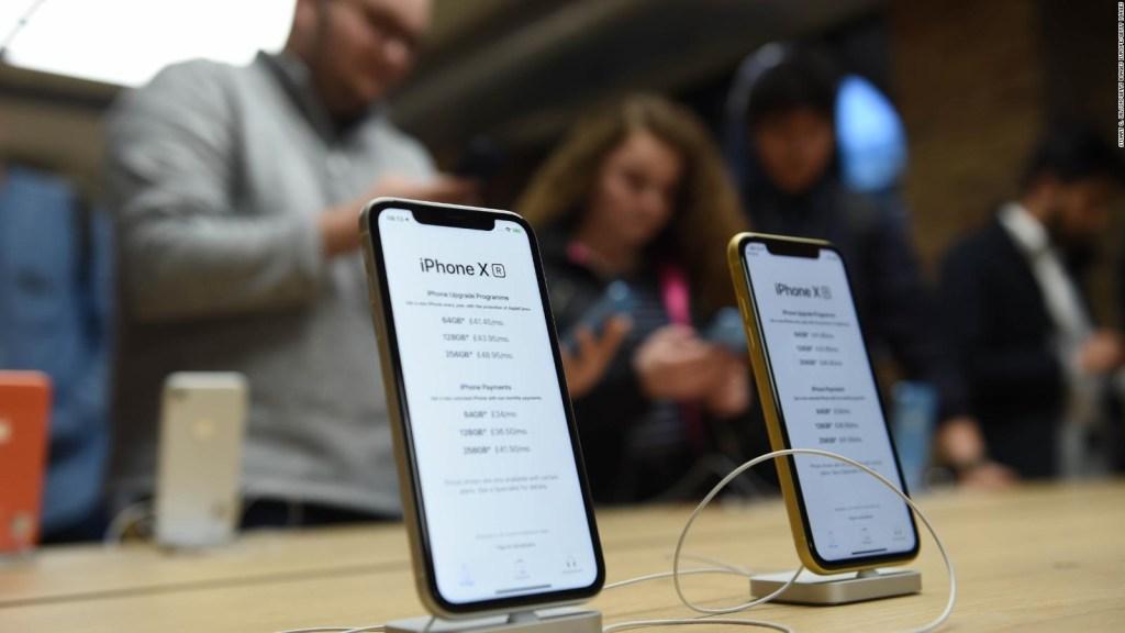 China prohíbe la venta e importación de varios modelos iPhone