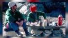 #ElDatoDeHoy: encuentran dos alpinistas en el fondo de un glaciar