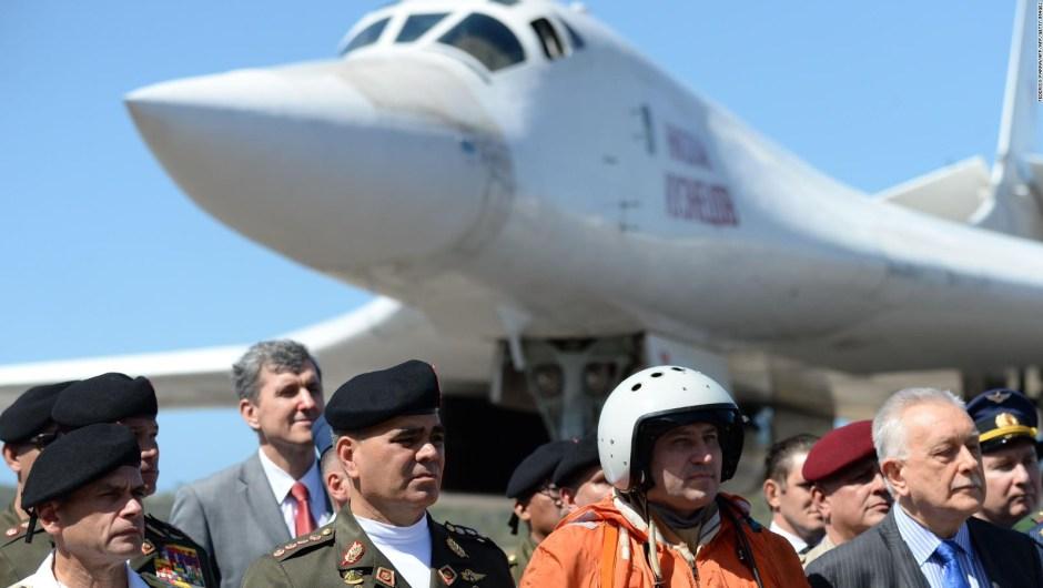 Bombarderos rusos en Venezuela: ¿Putin le mete el dedo en el ojo a Trump?