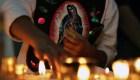 Mexicanos celebran con música y fe a la Virgen de Guadalupe