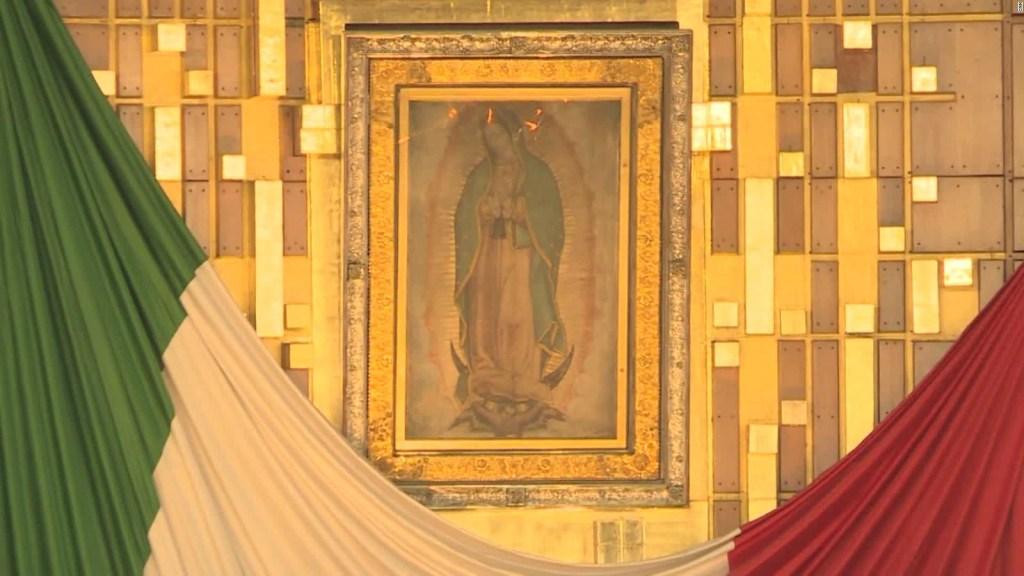 El Vaticano celebra el día de la patrona de México