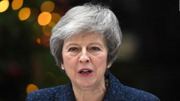 Algunos británicos están hartos del brexit