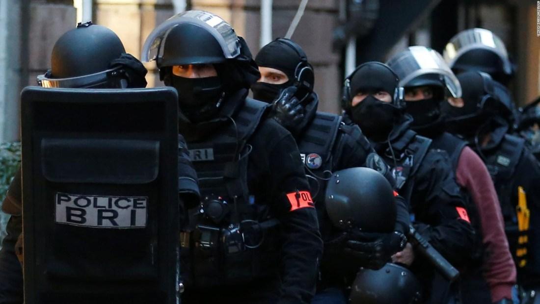 El atacante de Estrasburgo fue abatido por la policía