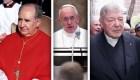 El Papa saca a tres cardenales de su círculo íntimo