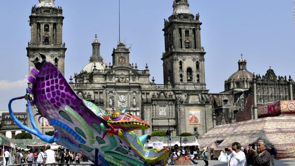 Ciudad de México, la más apetecida por los turistas para fin de año