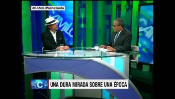 "Gustavo Tovar-Arroyo describe su documental ""Chavismo: la peste del siglo XXI"""