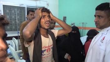 Yemen: conmoción, sangre y muerte por ataques de artillería