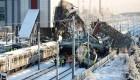 Choque de trenes en Turquía deja varios muertos