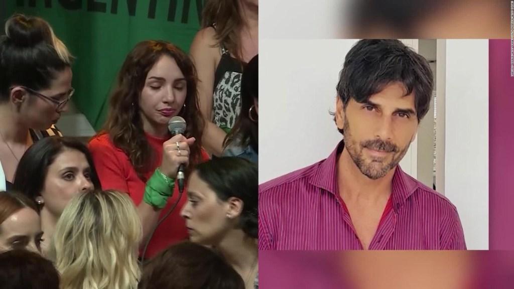 Comienza investigación sobre presunta agresión a actriz argentina