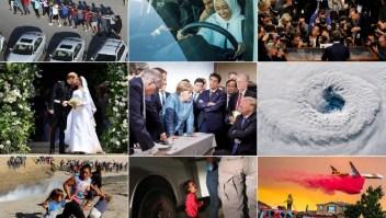 Las fotos noticiosas que marcaron el 2018