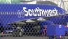Un corazón hace retornar vuelo de Southwest