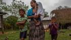 Regresa a Guatemala el cuerpo de la niña Jakelin Caal Maquin
