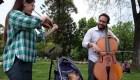 Conoce a Latin Vox Machine, músicos de la diáspora venezolana en Argentina