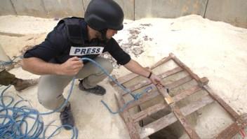 En los túneles de Hezbollah