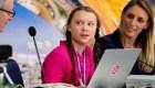 Una adolescente regaña a los líderes mundiales en la cumbre del cambio climático