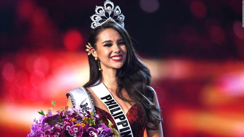 La mujer más bella del mundo es Miss Filipinas