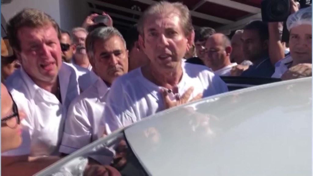Famoso curandero en Brasil se entrega a la justicia