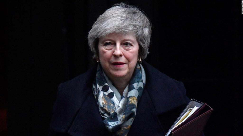 #MinutoCNN: Theresa May rechaza la idea de un nuevo referéndum sobre el brexit