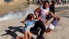María Lila Meza Castro inicia proceso de solicitud de asilo