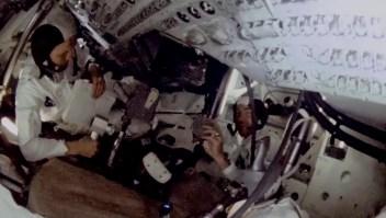 La Navidad en la órbita lunar hace 50 años
