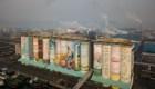 Corea del Sur tiene el mural más grande del mundo