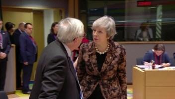 La crisis política de Gran Bretaña 100 días antes del brexit