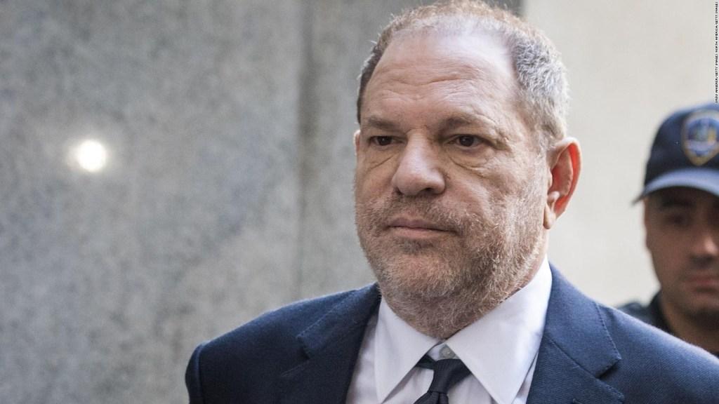 Harvey Weinstein irá a juicio